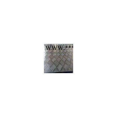 迎金添供应花纹铝板 压花铝板 防滑铝板 铝板** 防滑铝板批发 规格齐全 可加工定做
